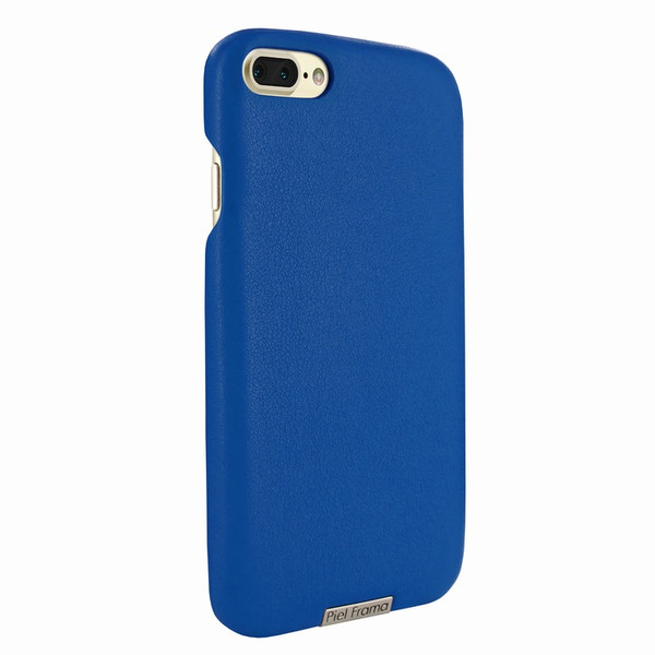 Piel Frama 768 Blue FramaSlimGrip Leather Case for Apple iPhone 7 Plus / 8 Plus