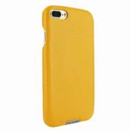 Piel Frama 768 Yellow FramaSlimGrip Leather Case for Apple iPhone 7 Plus / 8 Plus