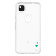 Case-mate - Eco94 Eco-clear Case for Google Pixel 4a - Clear