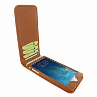 Piel Frama 761 Tan Classic Magnetic Leather Case for Apple iPhone 7
