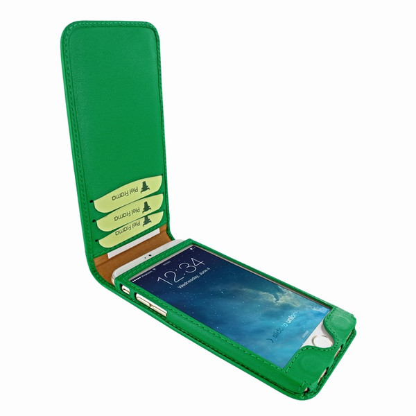 Piel Frama 761 Green Classic Magnetic Leather Case for Apple iPhone 7