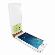 Piel Frama 761 White Classic Magnetic Leather Case for Apple iPhone 7