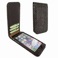 Piel Frama 761 Brown Stingray Classic Magnetic Leather Case for Apple iPhone 7 / 8