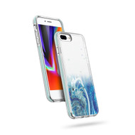 ZIZO DIVINE Series for iPhone 8 Plus / iPhone 7 Plus Case - Thin Protective Cover - Arctic DIN-IPH7PLUS-ARC