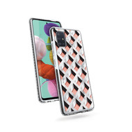 ZIZO DIVINE Series for Galaxy A51 5G Case - Thin Protective Cover - Geo DIN-SAMGA51-GEO