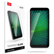 ZIZO TEMPERED GLASS Screen Protector for Alcatel Apprise Clear Screen Protector with Anti Scratch and 9H Hardness - Clear LSHD-ALCAPP-CL