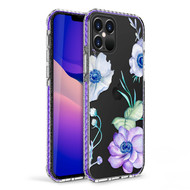 ZIZO DIVINE Series for iPhone 12 / iPhone 12 Pro Case - Thin Protective Cover - Lilac DIN-IPH1261-LIL