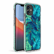 ZIZO DIVINE Series for iPhone 12 Mini Case - Thin Protective Cover - Tropical DIN-IPH1254-TPL