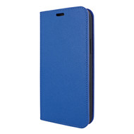 Piel Frama 855 Blue FramaSlimCards Leather Case for Apple iPhone 12 / iPhone 12 Pro