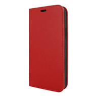 Piel Frama 855 Red FramaSlimCards Leather Case for Apple iPhone 12 / iPhone 12 Pro
