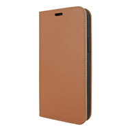 Piel Frama 855 Tan FramaSlimCards Leather Case for Apple iPhone 12 / iPhone 12 Pro