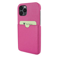 Piel Frama 856 Pink FramaSlimGrip Leather Case for Apple iPhone 12 Pro Max