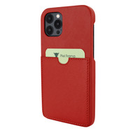 Piel Frama 856 Red FramaSlimGrip Leather Case for Apple iPhone 12 Pro Max