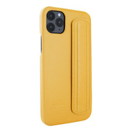 Piel Frama 857 Yellow FramaSafe Leather Case for Apple iPhone 12 Pro Max