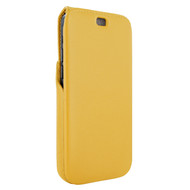 Piel Frama 858 Yellow iMagnum Leather Case for Apple iPhone 12 Pro Max