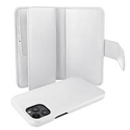 Piel Frama 859 White WalletMagnum Leather Case for Apple iPhone 12 Pro Max
