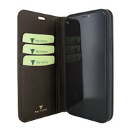 Piel Frama 860 Brown FramaSlimCards Leather Case for Apple iPhone 12 Pro Max