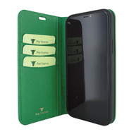 Piel Frama 860 Green FramaSlimCards Leather Case for Apple iPhone 12 Pro Max