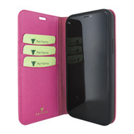 Piel Frama 860 Pink FramaSlimCards Leather Case for Apple iPhone 12 Pro Max