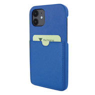 Piel Frama 861 Blue FramaSlimGrip Leather Case for Apple iPhone 12 mini