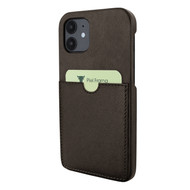 Piel Frama 861 Brown FramaSlimGrip Leather Case for Apple iPhone 12 mini