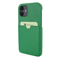 Piel Frama 861 Green FramaSlimGrip Leather Case for Apple iPhone 12 mini
