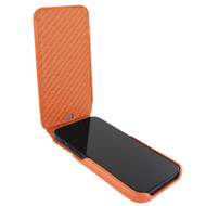 Piel Frama 863 Orange iMagnum Leather Case for Apple iPhone 12 mini