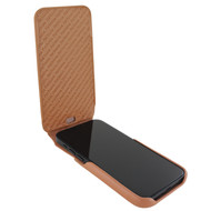 Piel Frama 863 Tan iMagnum Leather Case for Apple iPhone 12 mini