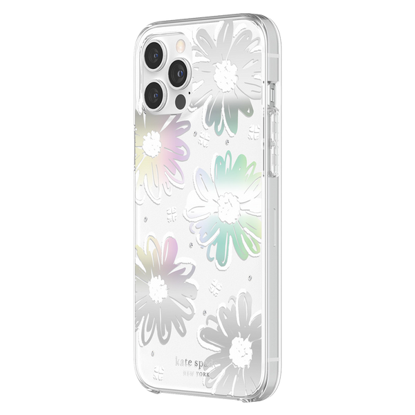 Kate Spade - Hardshell Case for Apple iPhone 12 Pro Max - Daisy