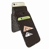 Piel Frama 760 Brown Stingray iMagnumCards Leather Case for Apple iPhone 7