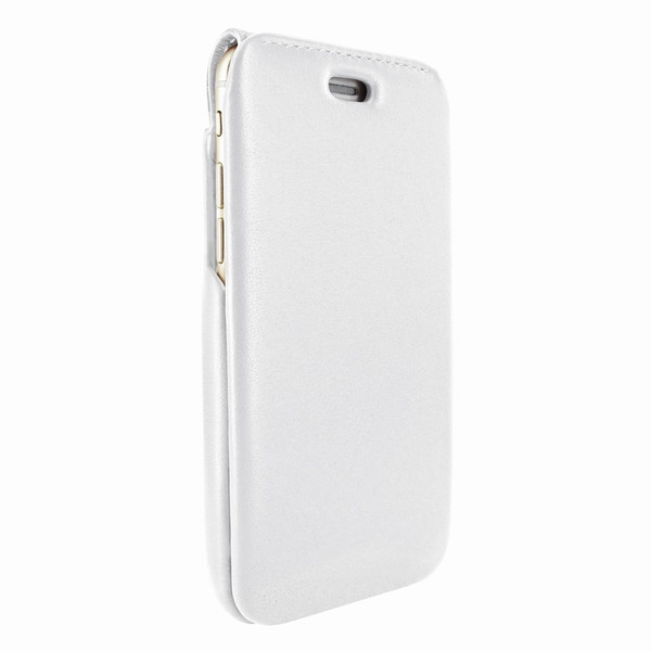 Piel Frama 765 White iMagnumCards Leather Case for Apple iPhone 7 Plus