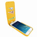 Piel Frama 765 Yellow iMagnumCards Leather Case for Apple iPhone 7 Plus / 8 Plus