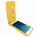 Piel Frama 765 Yellow Crocodile iMagnumCards Leather Case for Apple iPhone 7 Plus / 8 Plus