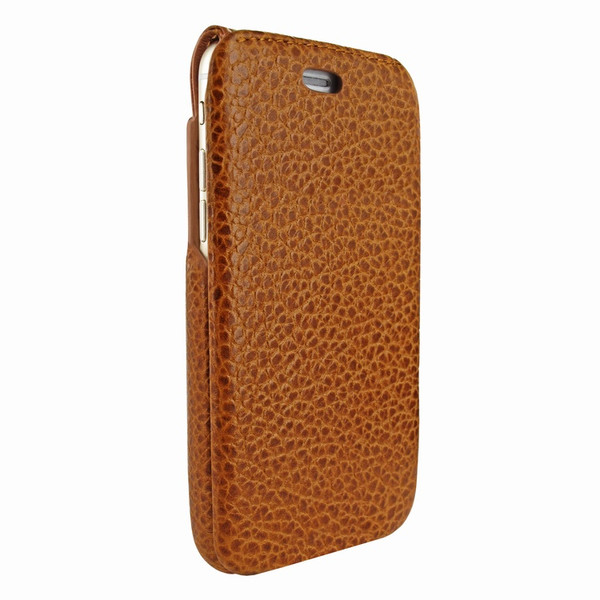 Piel Frama 765 Tan Karabu iMagnumCards Leather Case for Apple iPhone 7 Plus