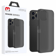 MyBat Pro Shade Series Hybrid Case for Apple iPhone 12 (6.1) - Semi Transparent Smoke