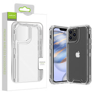 Airium Hybrid Protector Cover for Apple iPhone 12 (6.1) - Transparent Clear / Transparent Clear