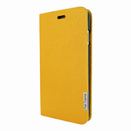 Piel Frama 762 Yellow FramaSlimCards Leather Case for Apple iPhone 7 / 8