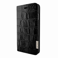 Piel Frama 762 Black Crocodile FramaSlimCards Leather Case for Apple iPhone 7 / 8