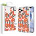 Airium Love Me Fusion Protector Case for Apple iPhone 12 (6.1) - Orange