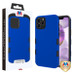MyBat TUFF Subs Hybrid Case for Apple iPhone 12 Pro Max (6.7) - Titanium Dark Blue / Black