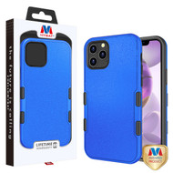 MyBat TUFF Subs Hybrid Case for Apple iPhone 12 Pro Max (6.7) - Natural Dark Blue / Black