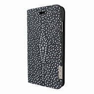 Piel Frama 762 Black Stingray FramaSlimCards Leather Case for Apple iPhone 7 / 8