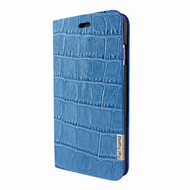 Piel Frama 767 Blue Crocodile FramaSlimCards Leather Case for Apple iPhone 7 Plus / 8 Plus