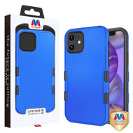 MyBat TUFF Subs Hybrid Case for Apple iPhone 12 mini (5.4) - Natural Dark Blue / Black
