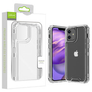 Airium Hybrid Protector Cover for Apple iPhone 12 mini (5.4) - Transparent Clear / Transparent Clear