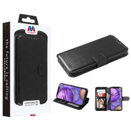 MyBat MyJacket Wallet Element Series for Apple iPhone 12 mini (5.4) - Black