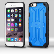 Airium DefyR Hybrid Protector Case for Apple iPhone 6s Plus/6 Plus - Natural Dark Blue / Black