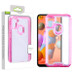 Airium Hybrid Protector Cover for Samsung Galaxy A11 - Transparent Pink / Transparent Clear