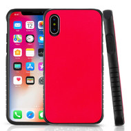 Airium Hybrid Protector Cover for Apple iPhone XS/X - Red / Black