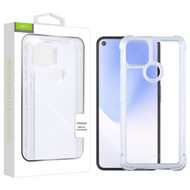 Airium Sturdy Candy Skin Cover for Google Pixel 5 XL - Transparent Clear